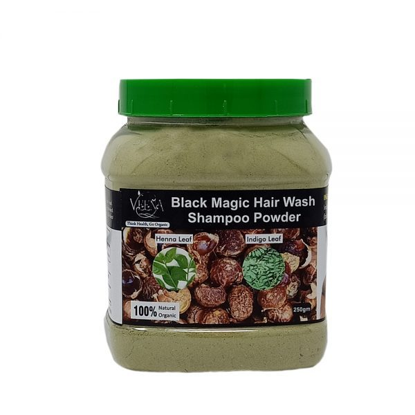 Black Magic Hair Wash Powder
