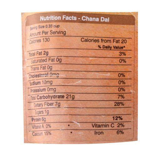 Chana-Dal-Nutrition