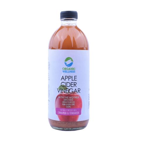 Organic-Wellness-Apple-Cider-Vinega-Cinnamon-Front-2