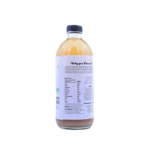 Organic-Wellness-Apple-Cider-Vinegar-Nutritional