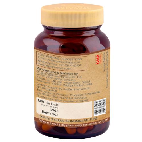 Organic-Wellness-Tulsi-90-capsules-License