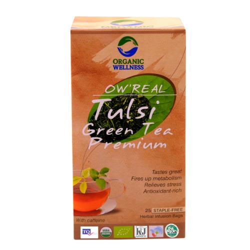 Organic-wellness-tulsi-green-tea-Premium-25-Front