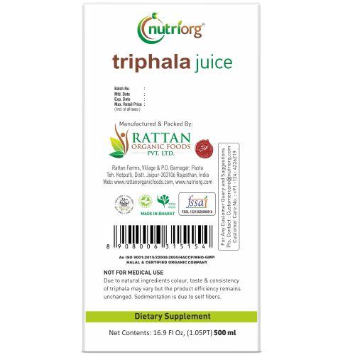 Triphalajuice500ml_side