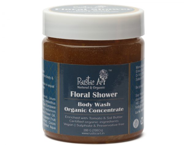 Floral-Shower-Body-Wash-Concentrate