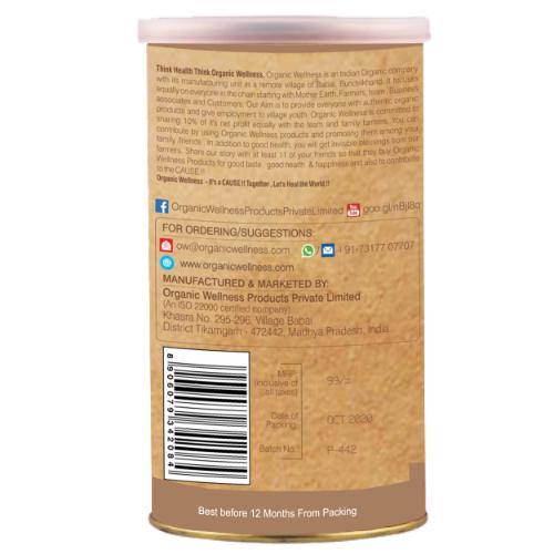 Organic-Wellness-Flax-Seed-100-Gram-Back-526