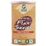 Organic-Wellness-Flax-Seed-100-Gram-Front-524 (1)