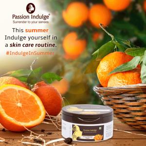 Orange Massage Cream-250