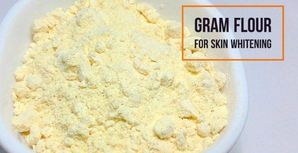 Gram-Flour-For-Skin-Whitening